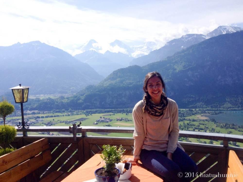 Tea and Interlaken