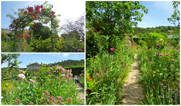 Meandering through Monet's Garden